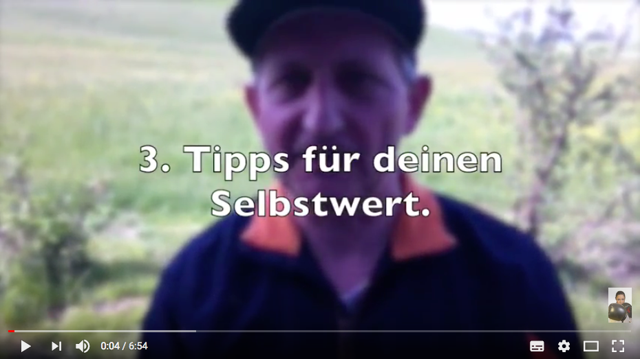 3 Tipps Selbstwert aufbauen
